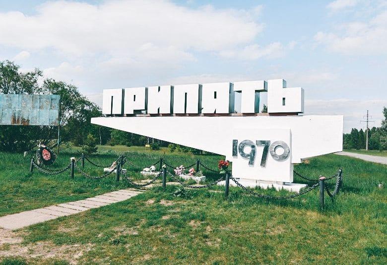 Pripyat Tsjernobyl