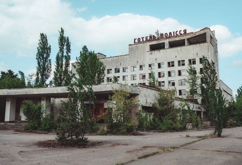 tsjernobyl tour kiev