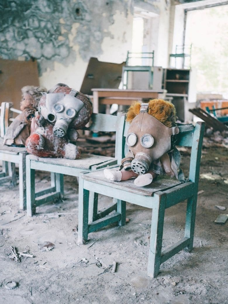 tsjernobyl bezoeken kiev