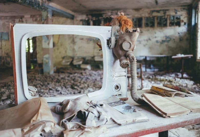 Pripyat Tsjernobyl Kiev