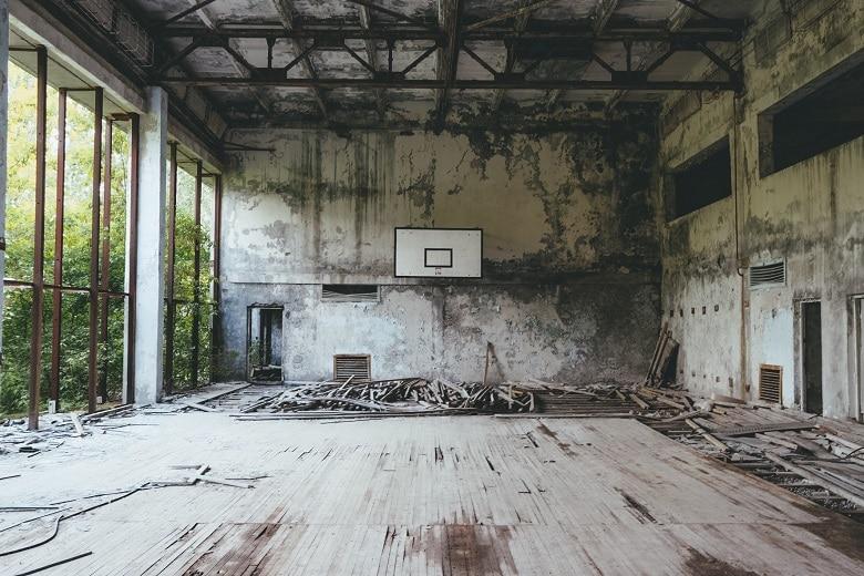 Prypiat Tsjernobyl