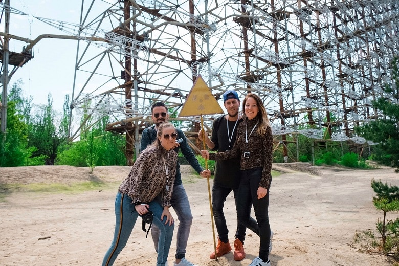 Tsjernobyl Kiev tour