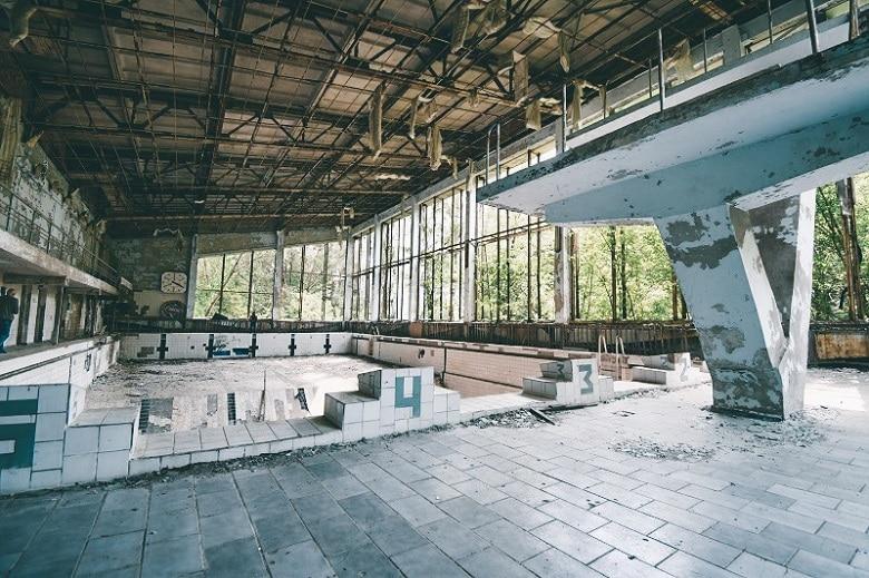 Zwembad pripyat