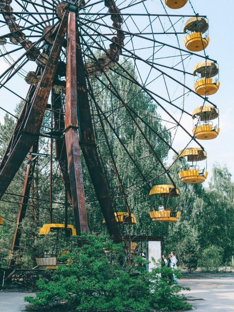 Pretpark Tsjernobyl