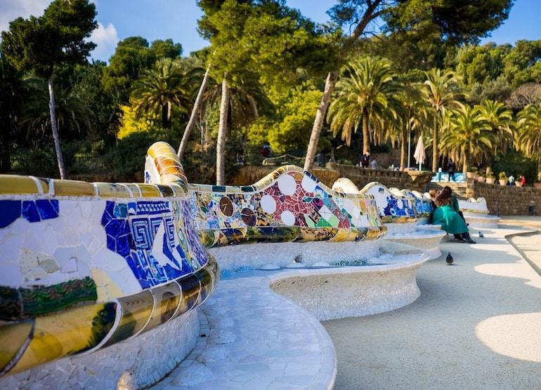 guell-park barcelona