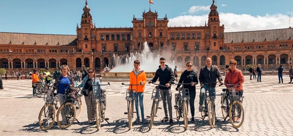 Fietstour Sevilla