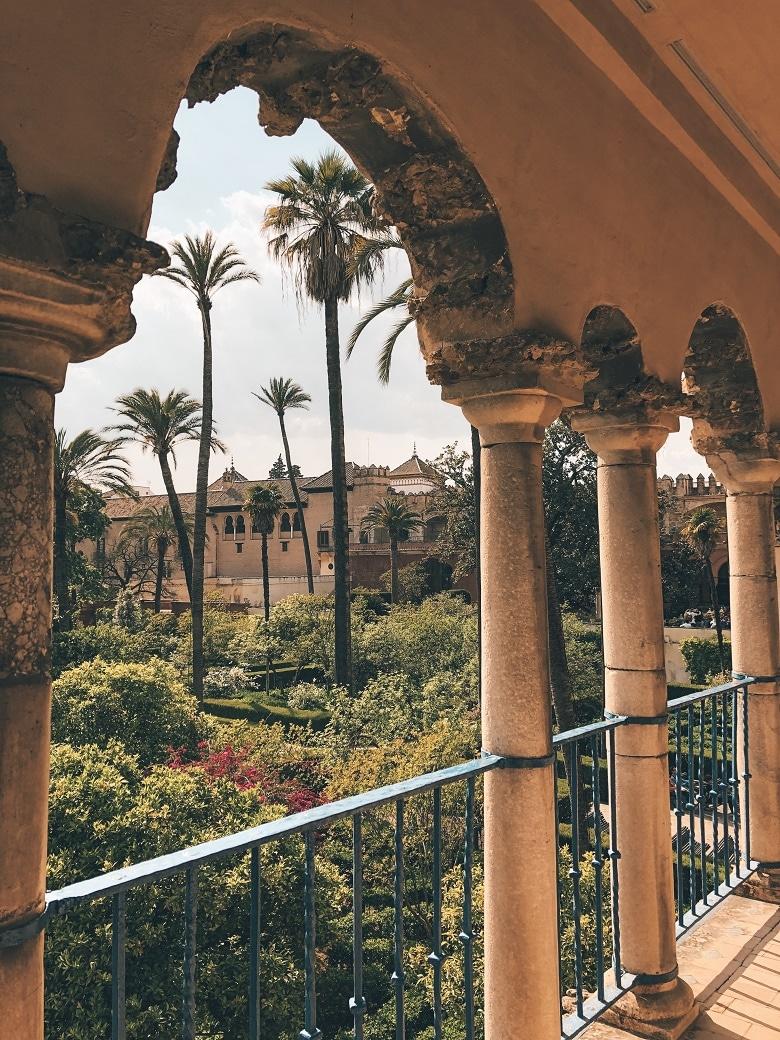 Wat zien en doen Sevilla