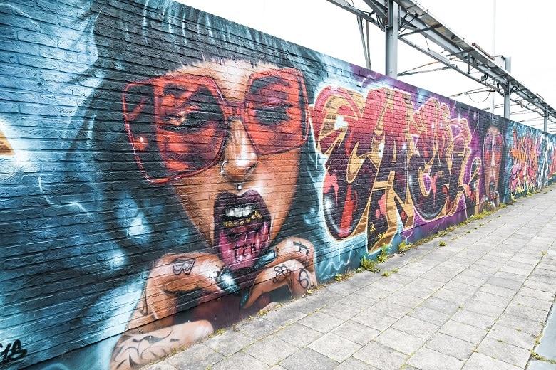 Street art Antwerpen