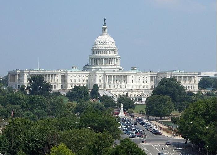 Washington DC amerika bezoeken