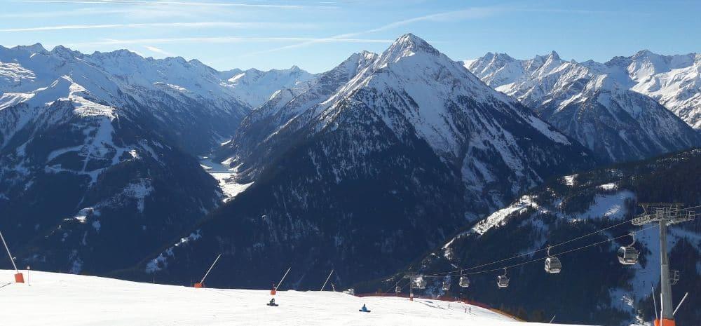 Fijnste pistes in Mayrhofen