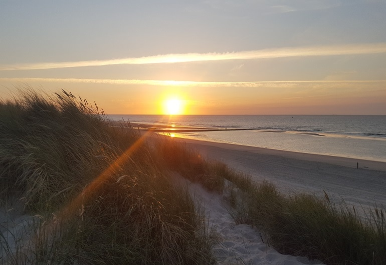 strandvakantie Vlieland