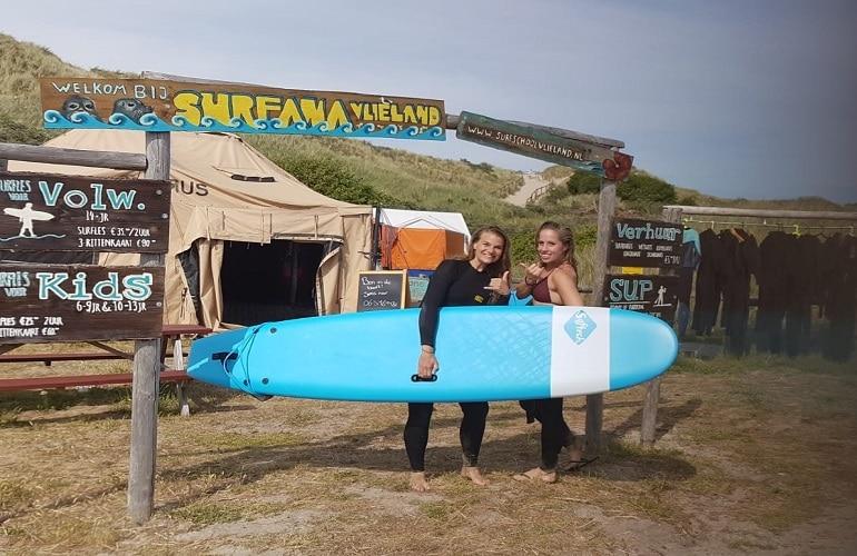 surfen surfvakantie