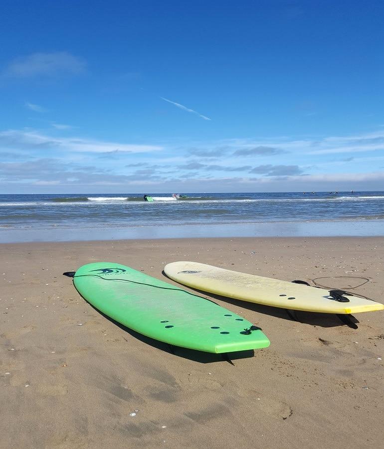 surfvakantie Vlieland