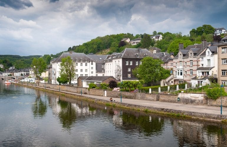 Fietsen-Wallonië