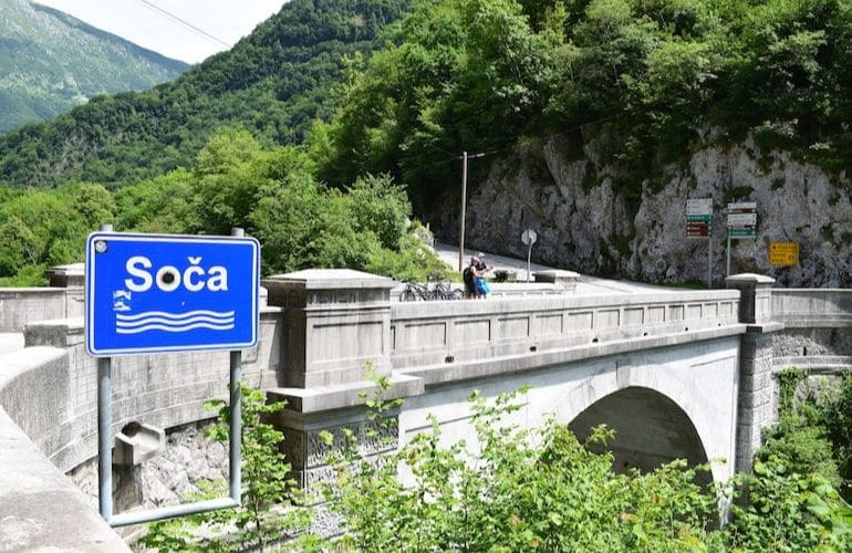 Fietsen-Slovenië