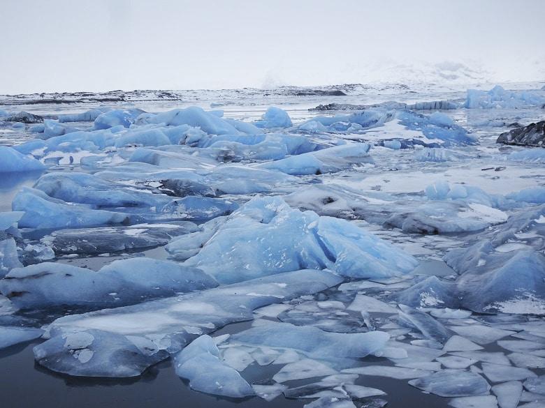 Jökulsárlón gletsjermeer