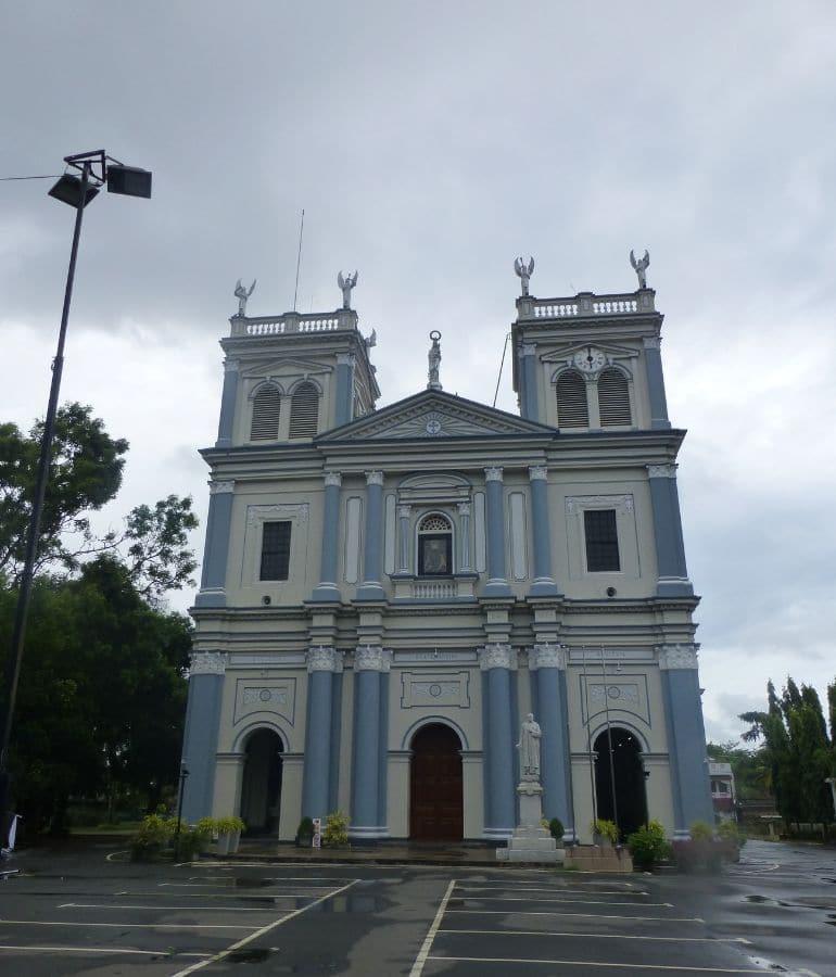 Kerken Negombo tips