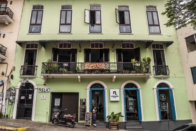accomodatie Panama