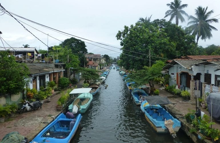 Nederland in Sri Lanka dutch bezienswaardigheden