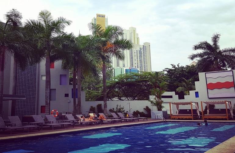 Panama city hotel tips