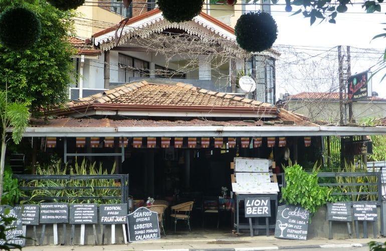 restaurant tips centrum negombo