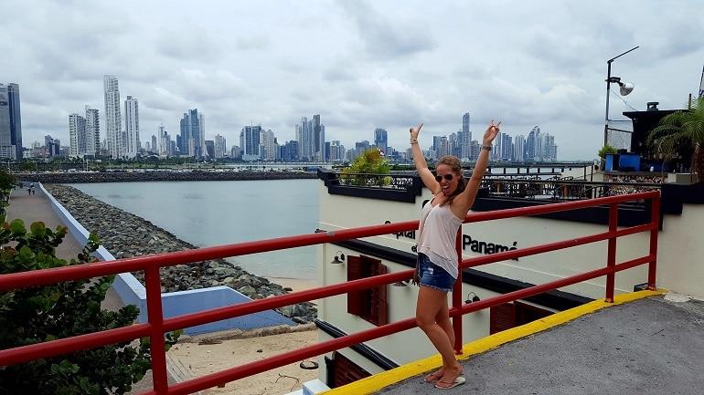 Stadstour Panama