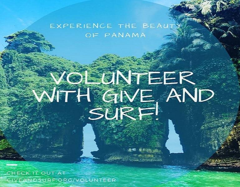 Vrijwilligers werk Panama