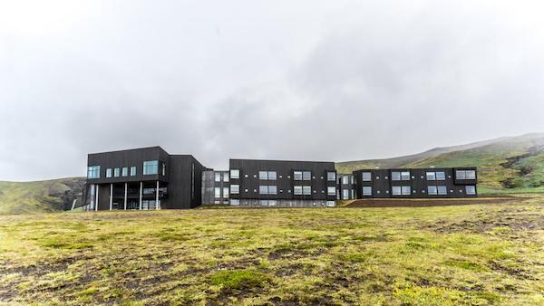 hotel ijsland
