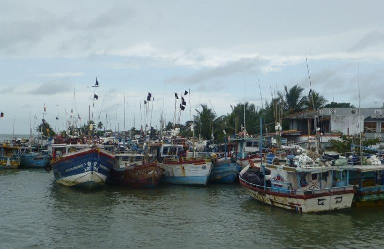 Negombo bezienswaardigheden centrum