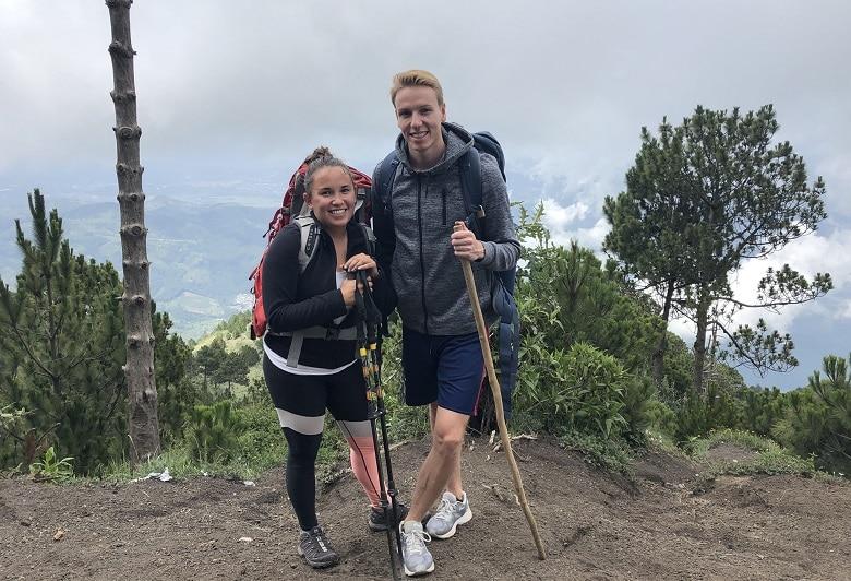 tips beklimming Acatenango vulkaan Guatemala