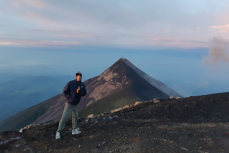 Tips beklimming vulkaan Guatemala