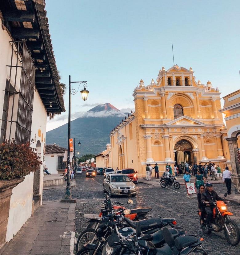 Waarom Antigua bezoeken in Guatemala