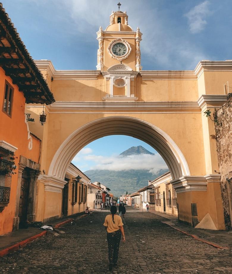 Welke stad bezoeken in Guatemala