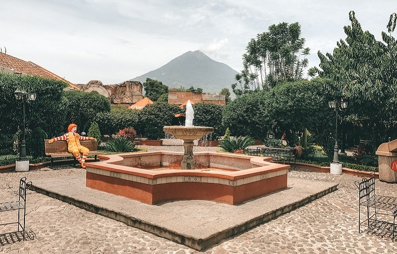 Bijzondere plekjes Antigua Guatemala