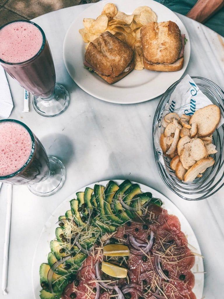 Waar eten Antigua Guatemala