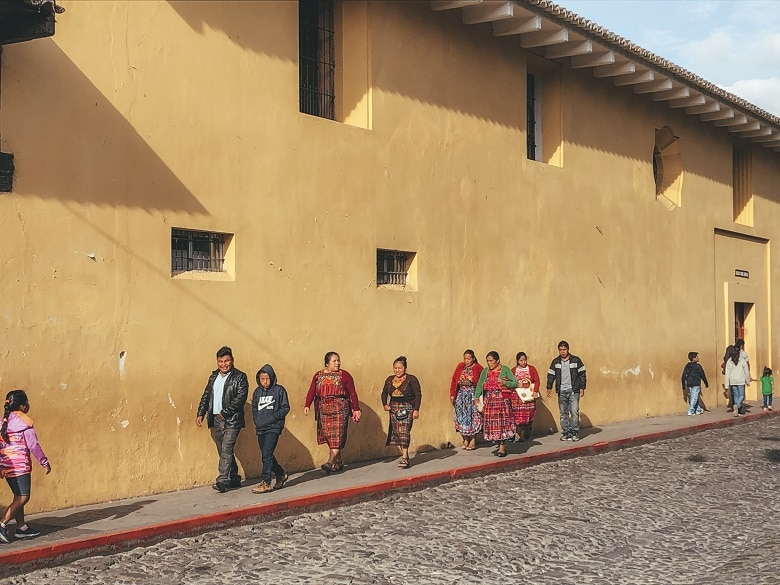 waar verblijven na aankomst guatemala