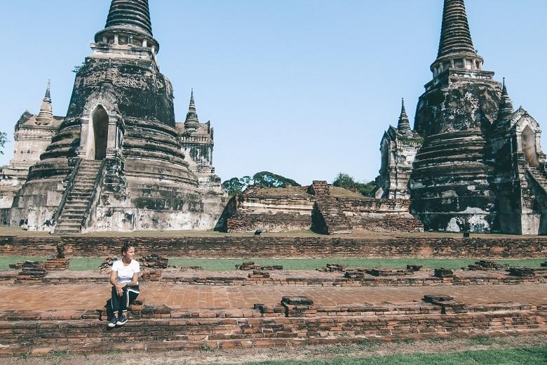 ayutthaya bezoeken