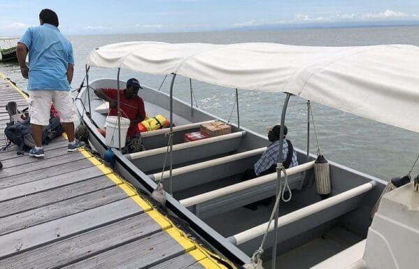 tips boot vervoer belize guatemala livinston