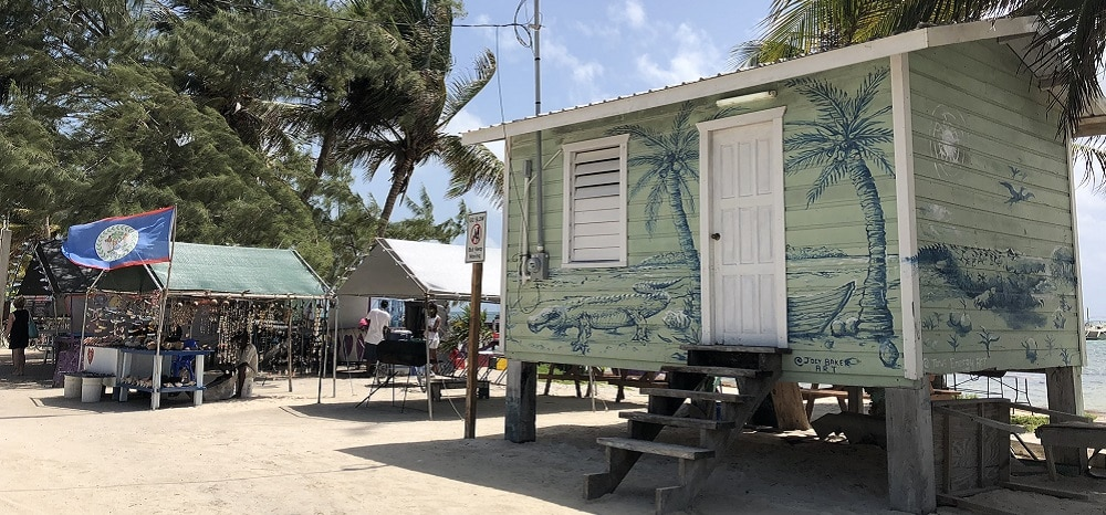 Caye Caulker, paradijs in Belize