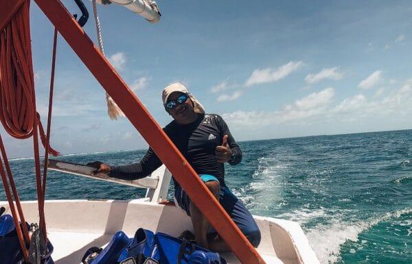 Caye Caulker snorkelen Belize