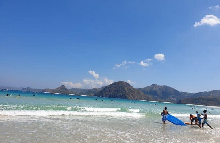 Surfen Kuta