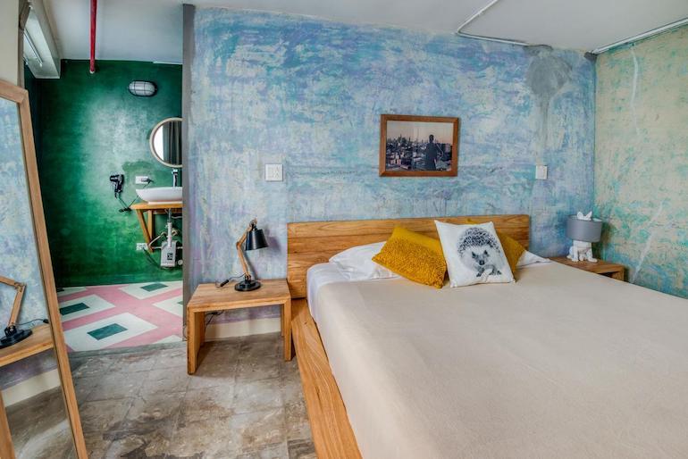 Hostel tip Casco Viejo