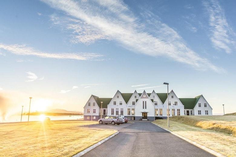 Hostels in IJsland