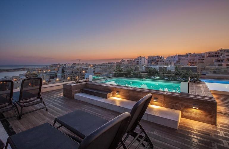 Hotel tips Mellieha Malta