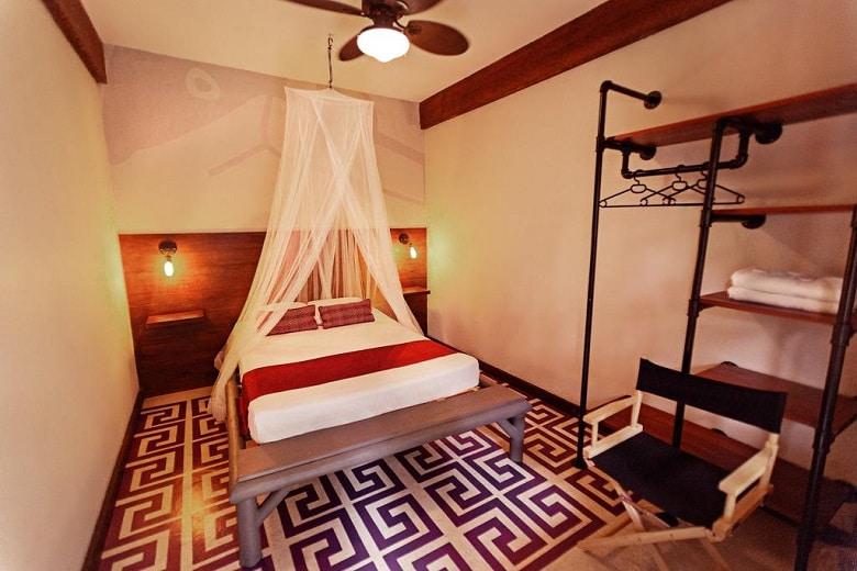 Waar overnachten in tikal guatemala