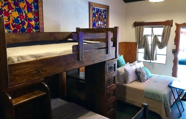 Budget overnachten hotel tip antigua guatemala