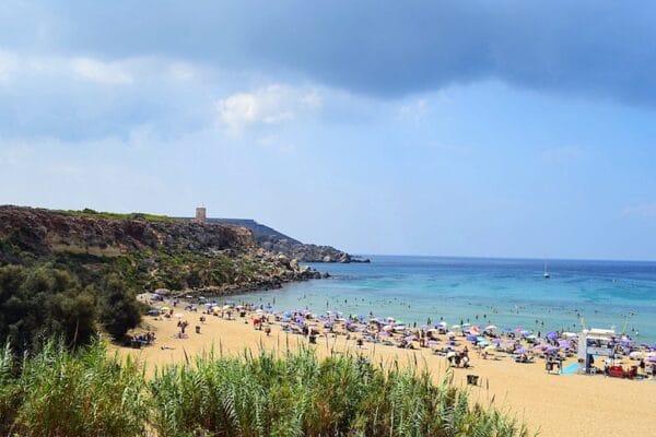Mooiste stranden Malta