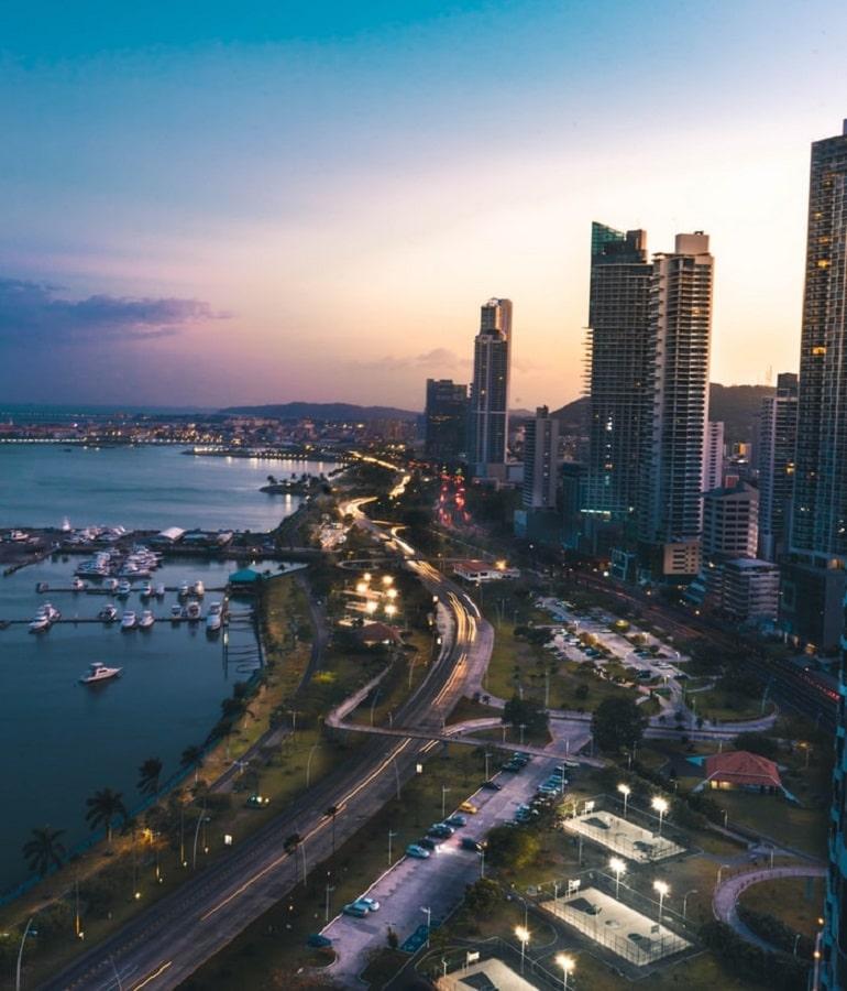 panama city tips
