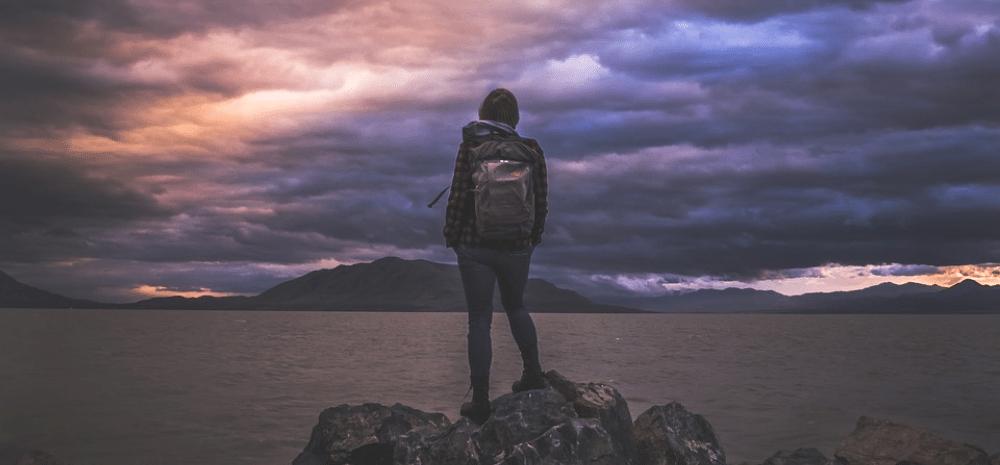 Reizen met een backpack