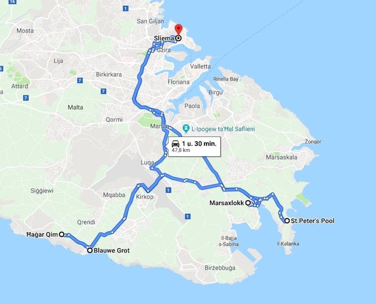 Roadtrip Malta